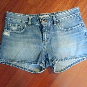 BKE 67 Culture Denim Shorts